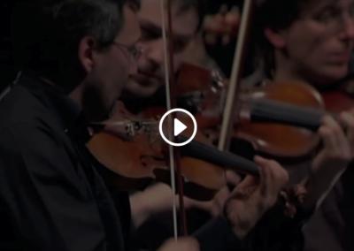 P.I.Tchaikovsky dalla Serenata per archi op. 48: Walzer- Elegie